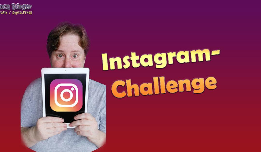 Instagram-Challenge #MeineOffensivChallenge
