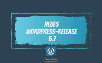 WordPress-Release 5.7 steht zur Verfügung