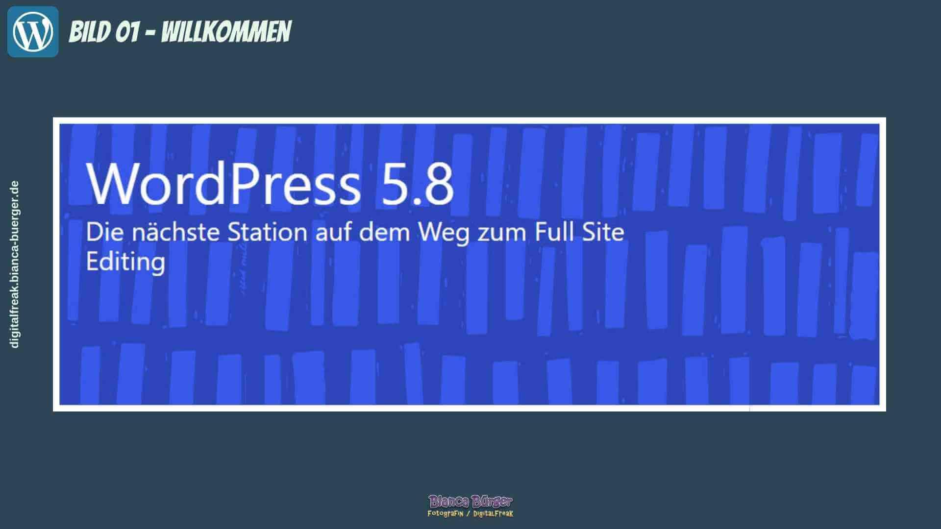 WordPress-5-8_01_Willkommen